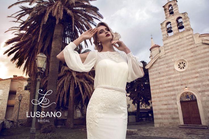Lussano Bridal 15909, свадебное платье Lussano Bridal, wedding dress, невесты 2017, свадебное платье, bride, wedding, bridesmaid dress, prospective bride, best bride, Silhouette Wedding Dress