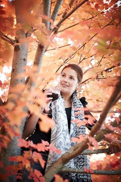 Katherine Brown - photgraphed by Ewen Bell
