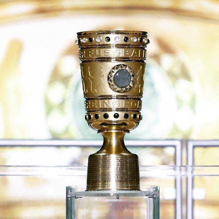 Das Los hat entschieden: Hertha BSC spielt in der 1. Runde im @DFB_Pokal bei @HansaRostock. #DFBPokal #Auslosung #hahohe