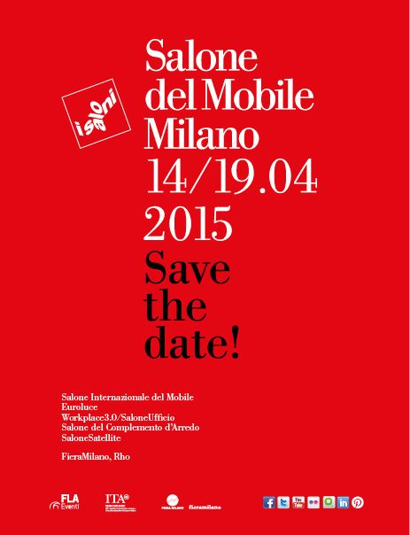 Milan Design Week is only a week away! #mdw #milan #startup #platform #materiall #VenturaProjects