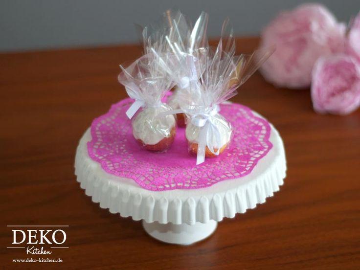 DIY: Mini-Tortenplatte selber machen Deko-Kitchen