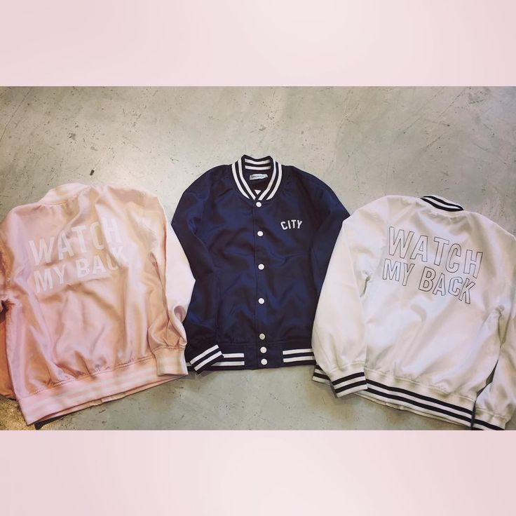 recommend item❤︎ ロゴスタジャン(1月月下旬発売予定) ¥3,990+tax #wego#ウィゴー#press#ladies#spring#pink#navy#white