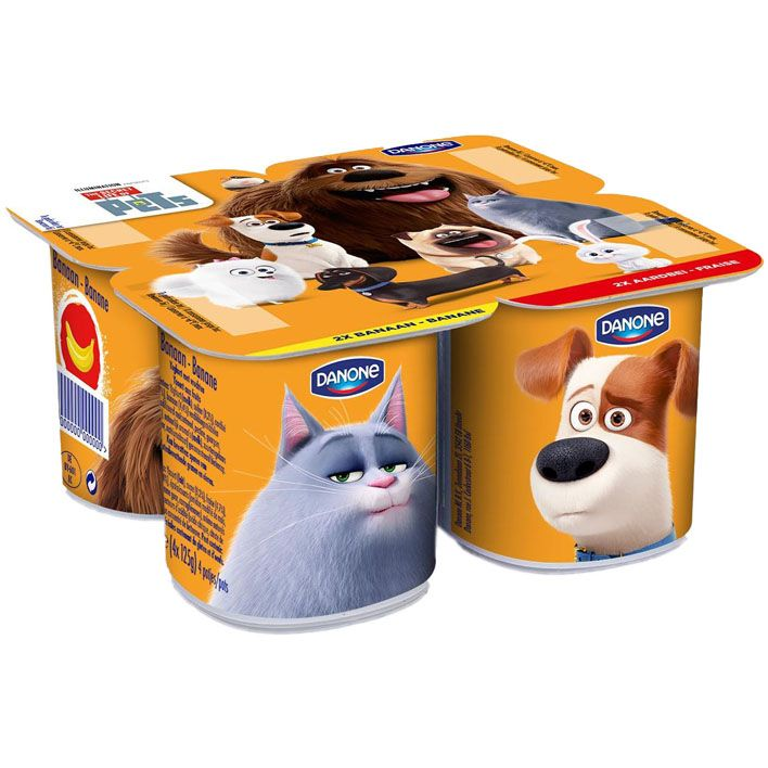 Danone Kids Yogurt
