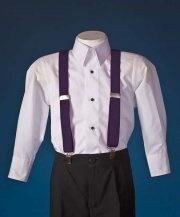 Ring bearer's suspenders