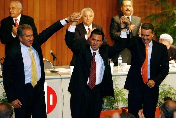 Diablo con vestido de azul. La fuerza de la maldad en el sistema político mexicano