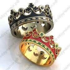 Короны кольца