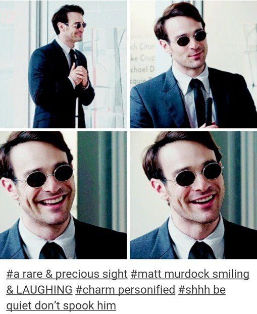 Matt Murdock- Marvel's Daredevil (Netflix)