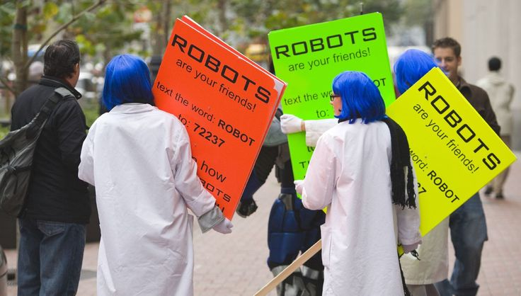 Algorithms Are Replacing Unions As The Champions ofWorkers