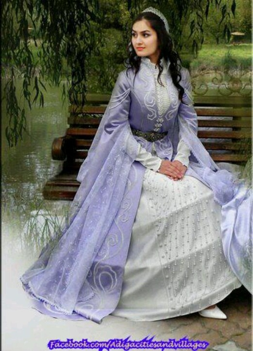 Circassian Woman