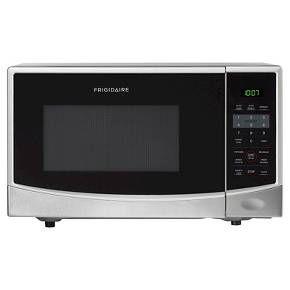 Ft 900 Watt Countertop Microwave Oven Silver Ffcm0824ls