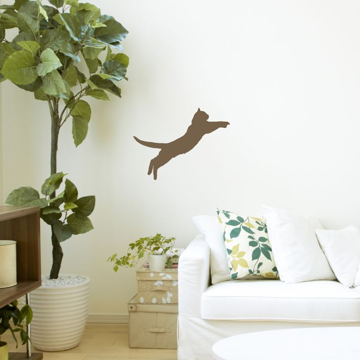 Flying Cat – Wall Stickers