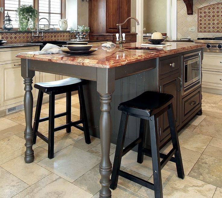 Kitchen Ideas Island Design 25 best kitchen island images on pinterest | kitchen islands