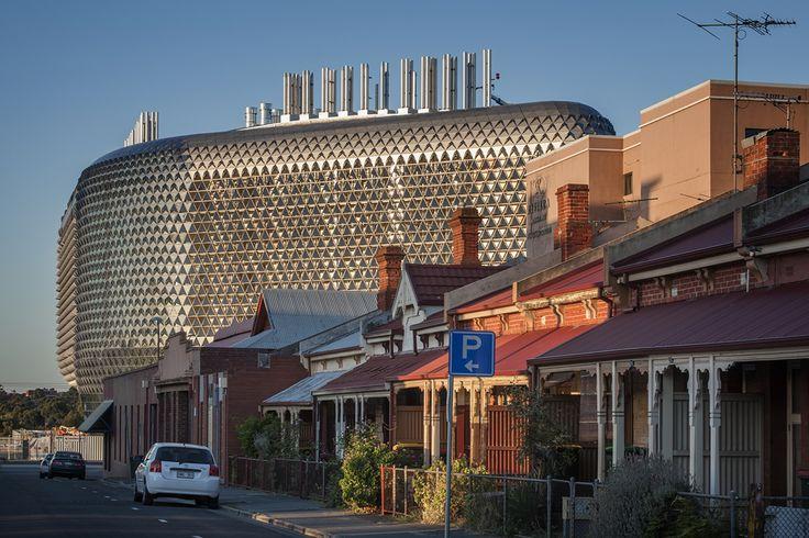 South Australian Health and Medical Research Institute (SAHMRI), Woods Bagot.