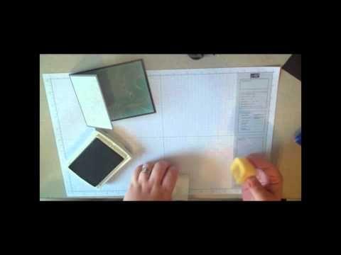 Joy Fold Card: How to make a Joy Fold Card--great tutorial!!!   :-)