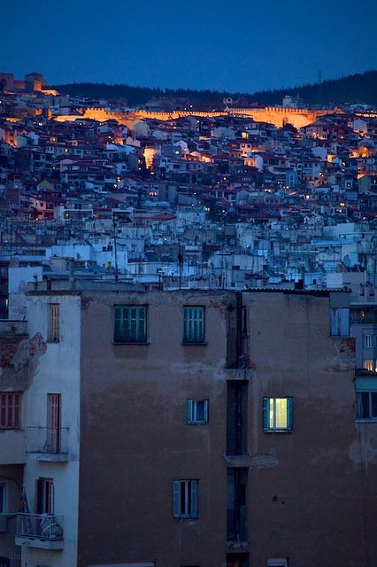This is my Greece | The city of Thessaloniki by night