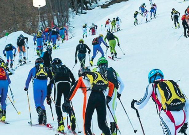 Presentazione delle gare di Coppa Italia di Sci alpinismo di Bognanco e Macugnaga - Ossola24