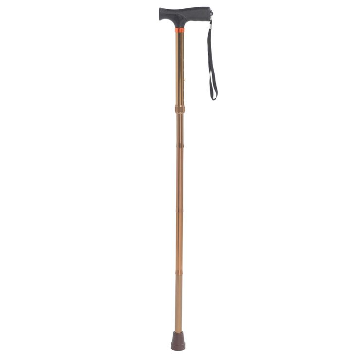 Soft Handle Folding Cane