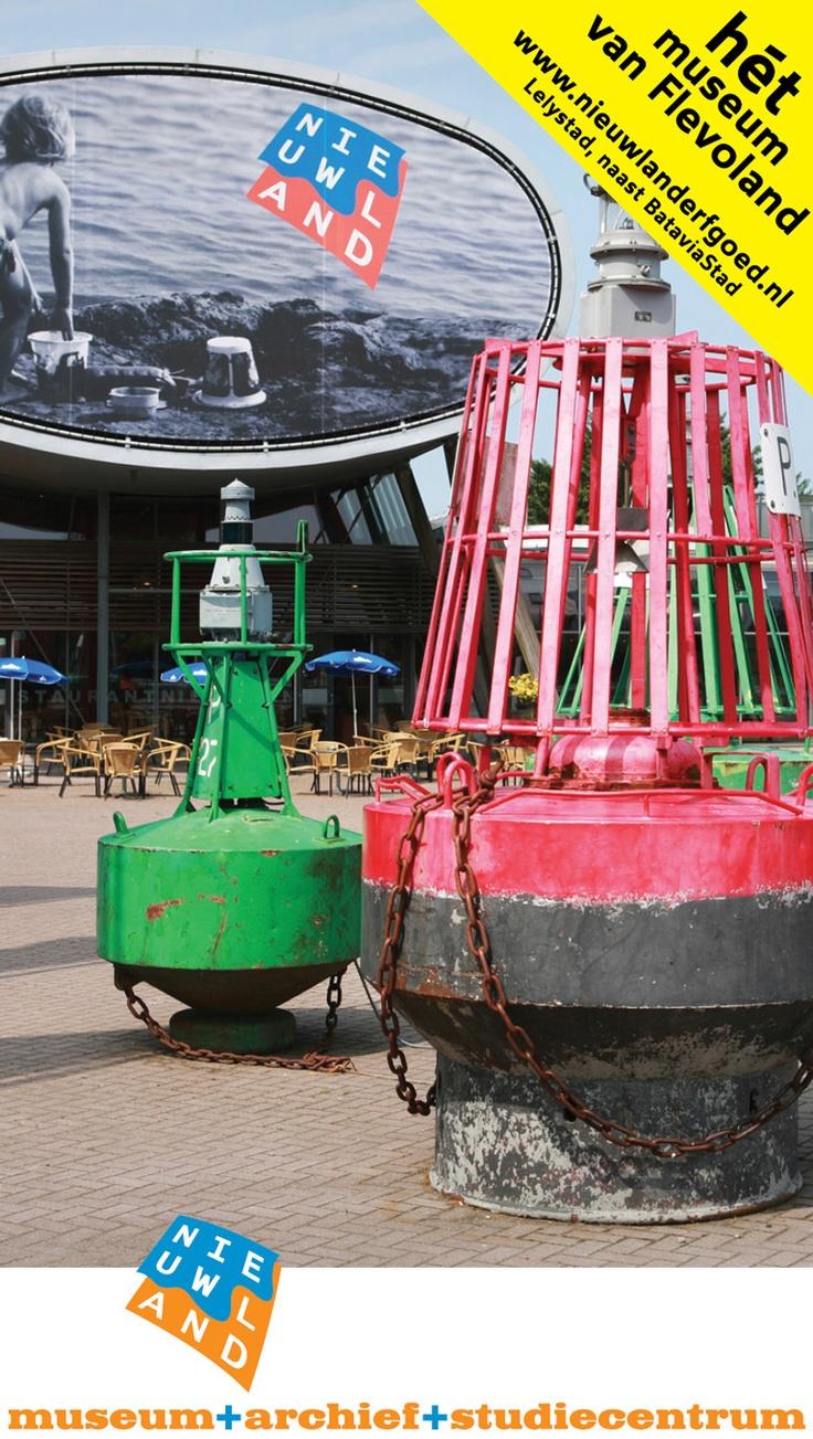 Nieuwland, hèt museum van Flevoland. Museum, Archief, Studiecentrum. Naast BataviaStad, Nieuwland Erfgoed #Lelystad