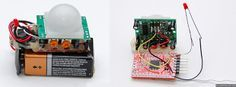 An Awesome (Arduino) Wireless Motion Sensor ---- HEY HEY!!!  For more COOL ARDUINO stuff, check out http://arduinohq.com