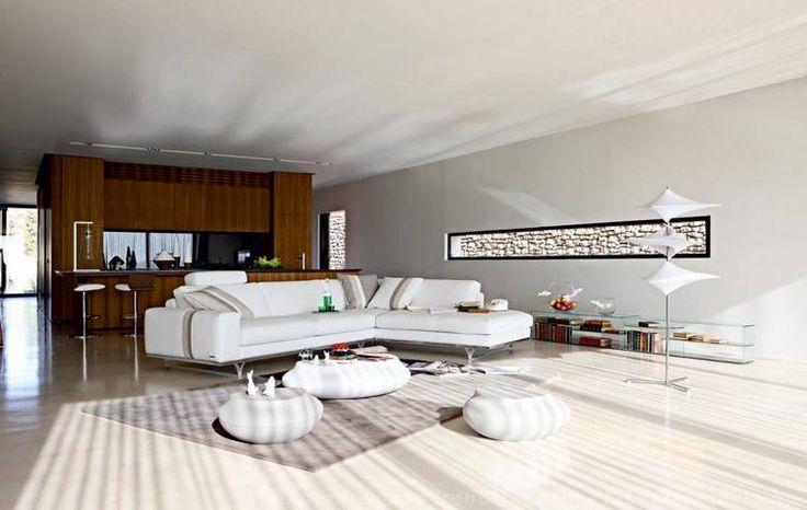 Roche Bobois kanapek nappali szoba berendezes otletek -64