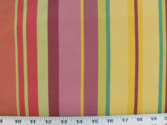 Cabo Stripe BK Sunbeam Fabric – Indoor/Outdoor