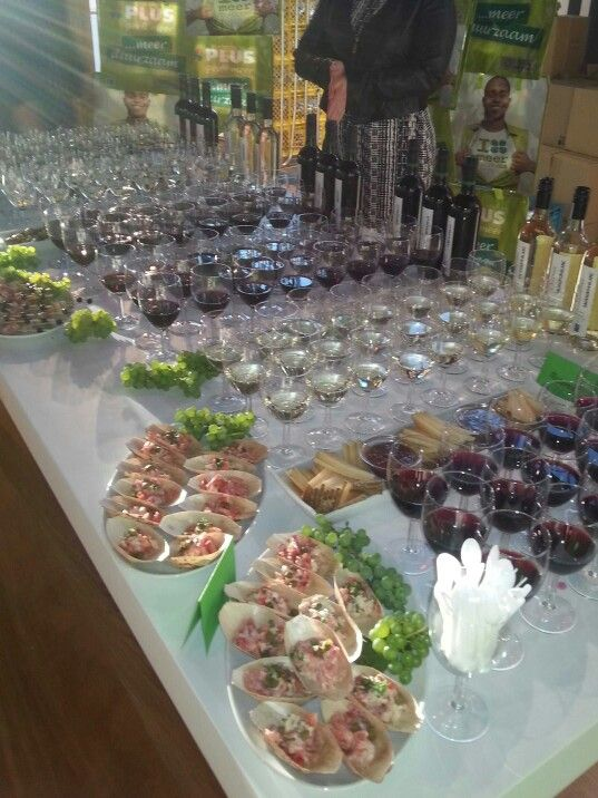 Wijnproeverij lady's night