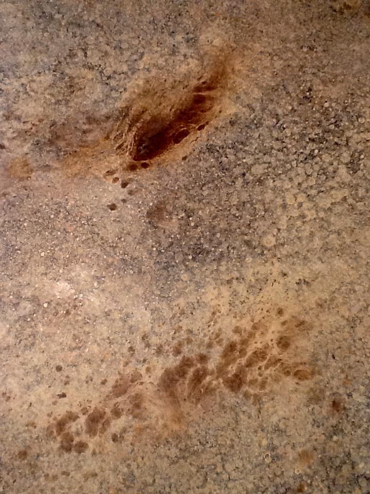 Giani granite countertop paint imagination ii debra for Giani granite