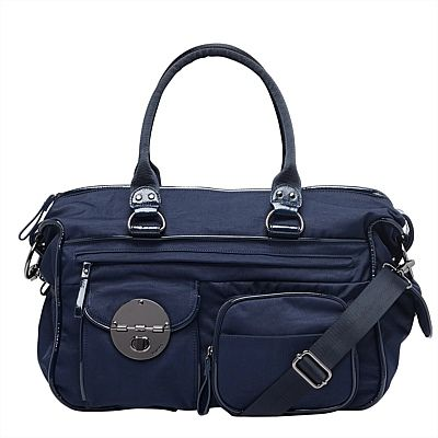 Even though it's a baby bag… handy for gym/weekends away.  Why so $$ mimco