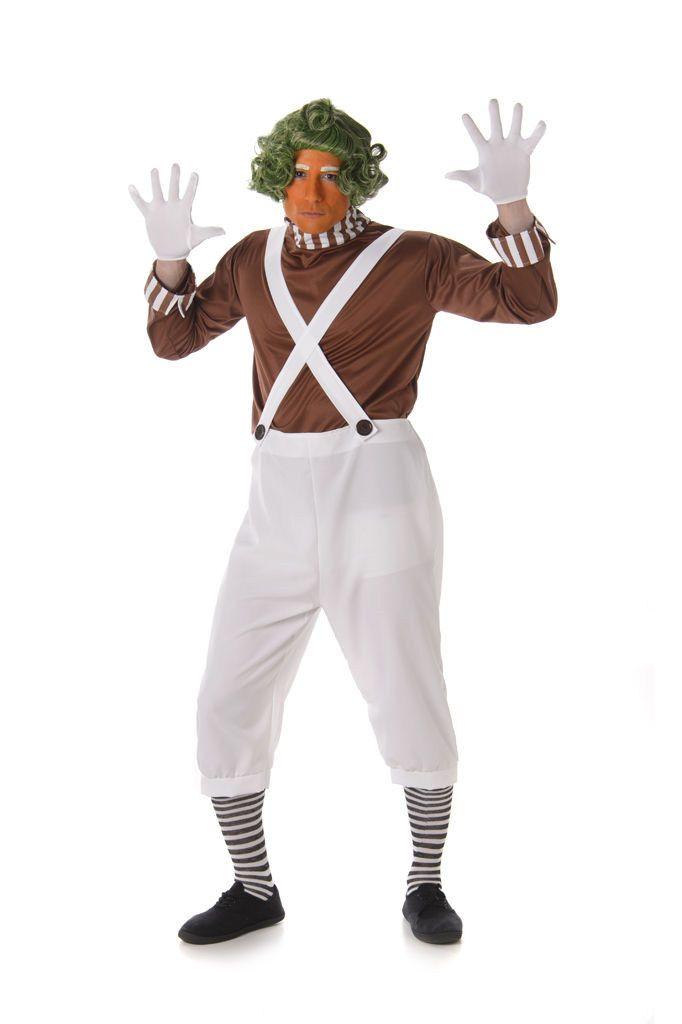 Schokoladen-Fabrikarbeiter Kostüm weiss-braun, aus unserer Kategorie Märchenkostüme. Dieser fleißige Helfer hält die Produktion in der Schokoladenfabrik die ganze Zeit mit vollstem Einsatz aufrecht. Der Schokoladen-Fabrikarbeiter ist so fleißig, dass er nicht einmal auf Pausen besteht - der Traum eines jeden Arbeitgebers! Ein großartiges Herrenkostüm für Fasching und Mottopartys. #Karnevalskostüm
