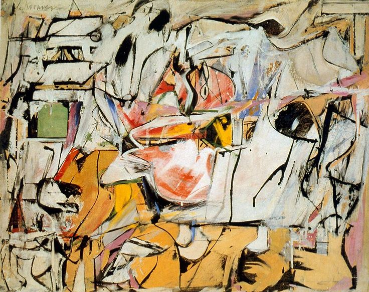 Willem de Kooning                                                                                                                                                                                 Plus