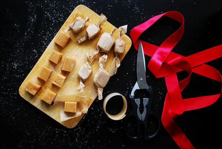 Домашние карамельные конфеты » Рецепты » Кулинарный журнал Насти Понедельник. Кулинарные рецепты с фото.