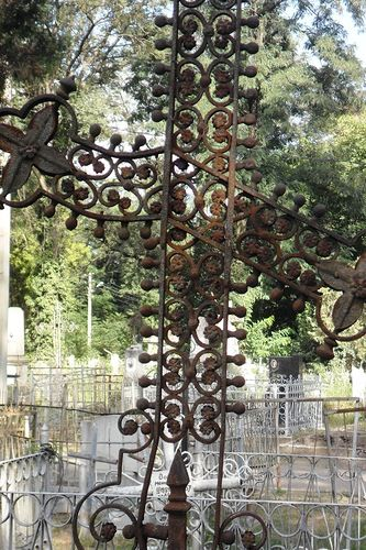 Мои прогулки по Екатеринодару. Всесвятское кладбище.: synchasvetlana