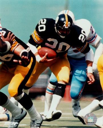 Rocky Bleier, Pittsburgh Steelers