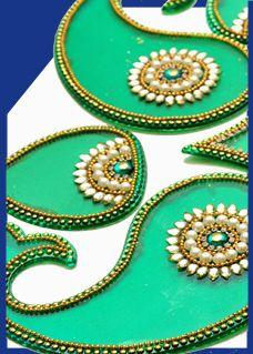 Best Plastic Acrylic Rangoli for our valuable clients. www.snexinvaconne... …/home-decors/…/rangoli