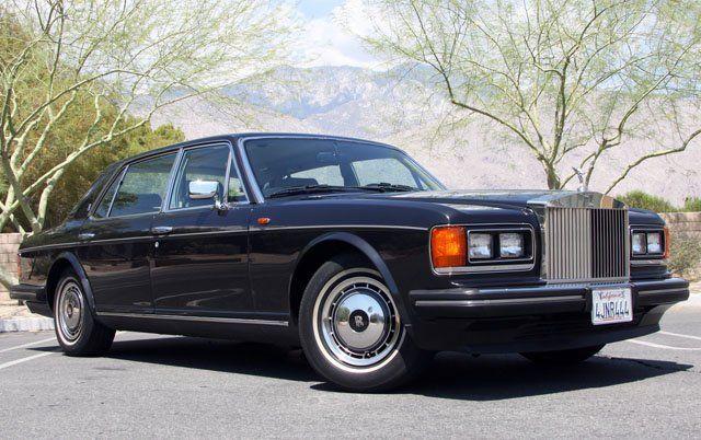 1993 Rolls-Royce Silver Spur II .