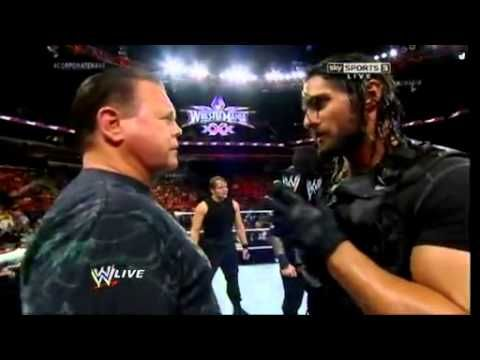 WWE Raw 17 March 2014 The shield Turns Face(Good) NOWV THATS WHATS BEST FOR BUSI...
