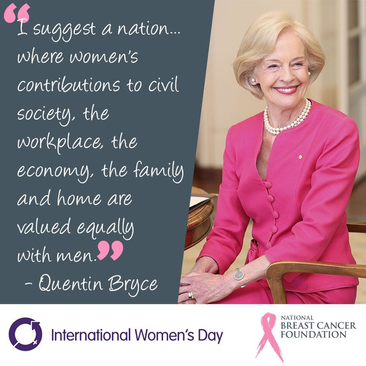 March 8th is International Women's Day, a day to celebrate the social, economic, cultural and political achievements of women.  Today we're celebrating The Honourable Dame Quentin Bryce AD CVO. Australian lawyer, educator, and politician who was the first woman to serve as governor-general of Australia.  #IWD2016 #QuentinBryce #women