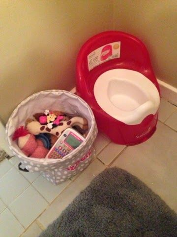 how to start potty training a 16 month old girl