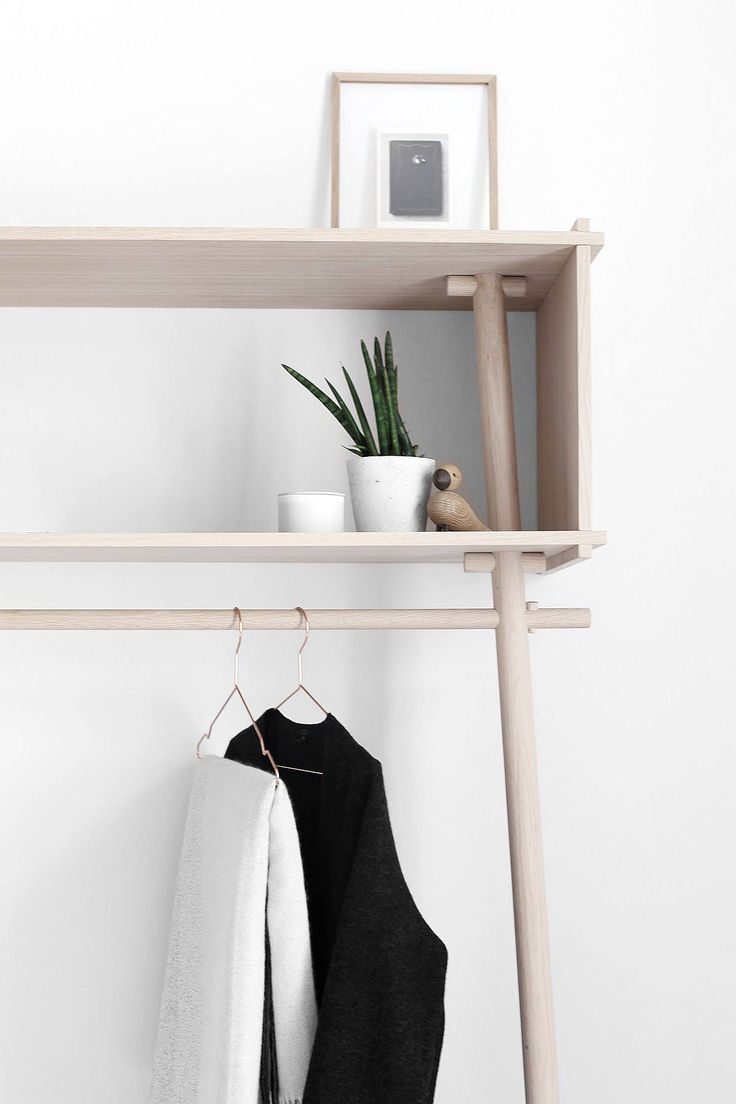 Ber Ideen Zu Garderobenst Nder Holz Auf Pinterest