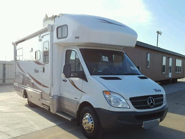 2013 Winnebago View  Recreational For Sale | Salvage Title