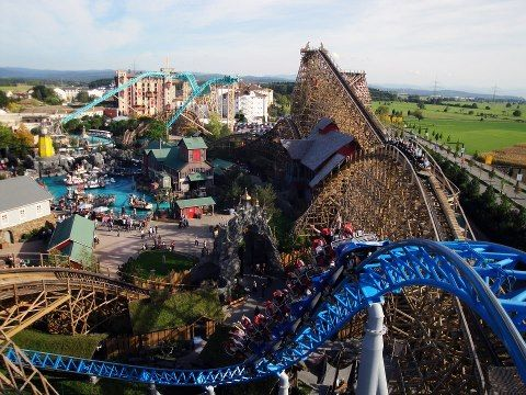 Europapark, Rust, Germany,visited here with my ex and my son Kyle when we were posted in Germany for 4 yrs...ex was Military