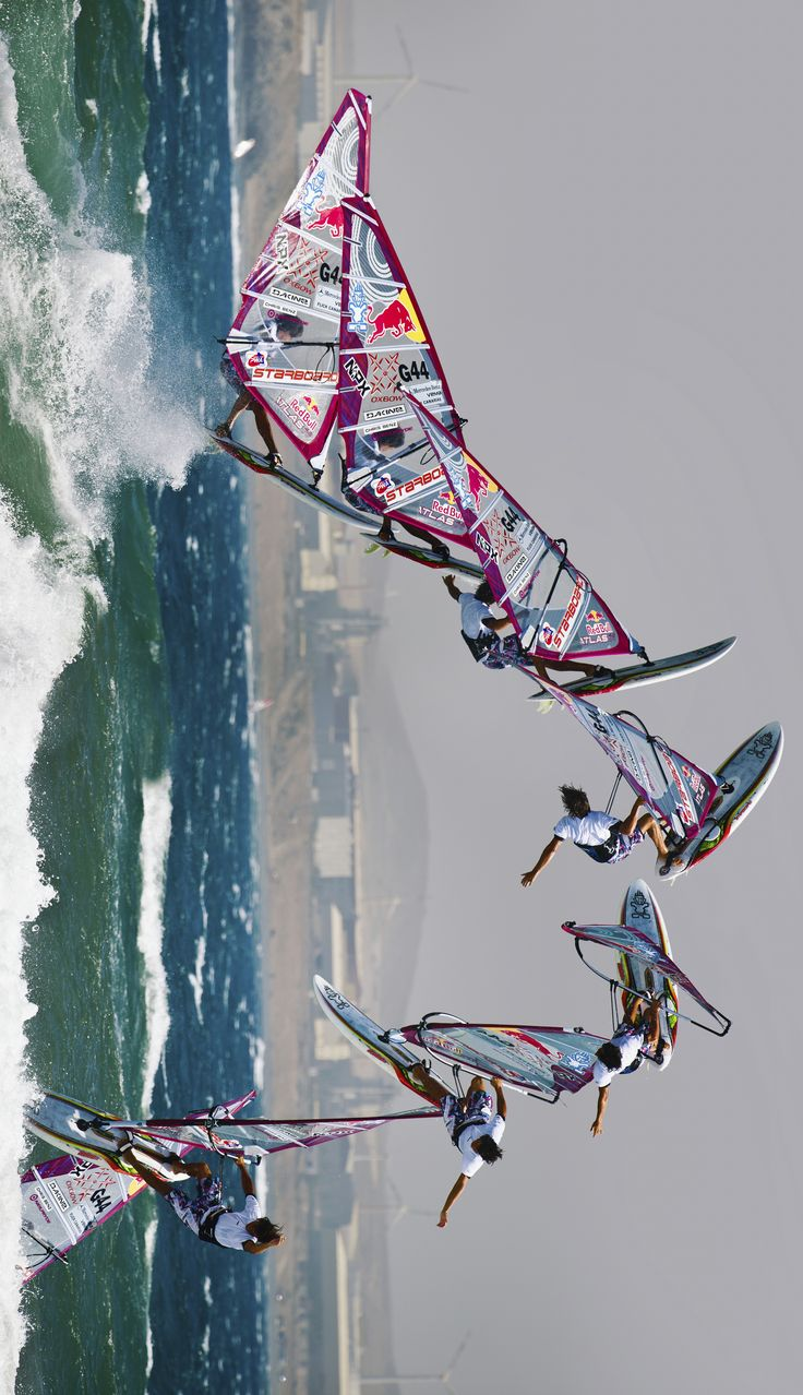Sport is fascinating and it looks simply amazing! Windsurfing wünderkind. #redbull #givesyouwings