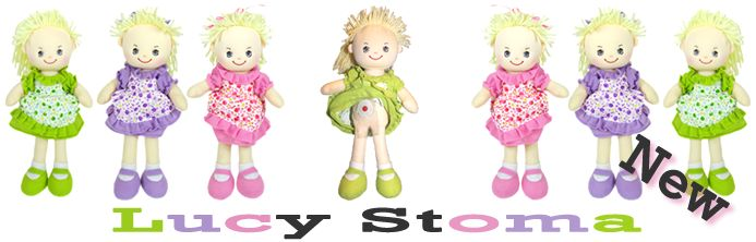 Lucy Stoma – The Rag Doll Companion with a Stoma. The Lucy Stoma is supplied in 3 Colours Pink, Green and Purple and at the moment only as a Girl (Shades may vary depending upon your screen). Postage rates charged in this store are for UK postage only, please contact us if you are outside the UK for postage rates to your location. Lucy Stoma - Purple. Lucy has a life like stoma (just like the real thing) and wear's a Mini pouch which can be removed and replaced for teaching purposes as...