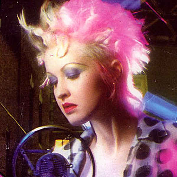 four the love of color | Lauper's lyrics inspire, but could they have been inspired by widely ...
