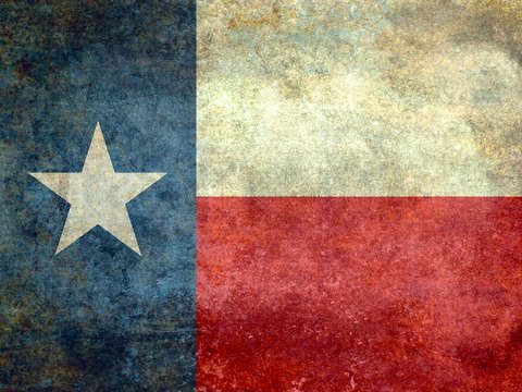 """Check out 'The """"Lone Star Flag"""" of Texas State' by Bruce Stanfield on TurningArt"""