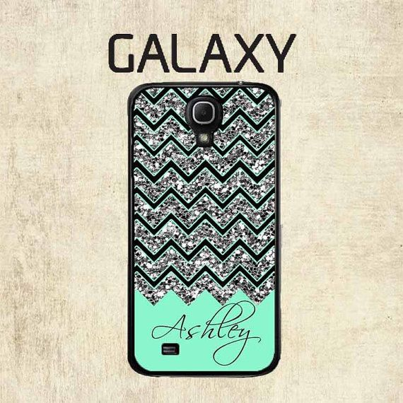 Personalized Galaxy S5 Case  Galaxy S4 Case  Mint by mylittlecase, $15.95