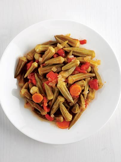 Zeytinyağlı bamya Tarifi - Türk Mutfağı Yemekleri - Yemek Tarifleri