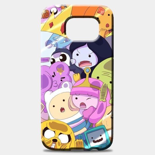 Adventure Time Cartoon Samsung Galaxy Note 8 Case | casescraft