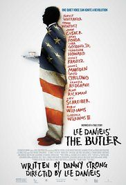 Lee Daniels' The Butler Poster 2013 Robin Williams played Dwight D. Eisenhower