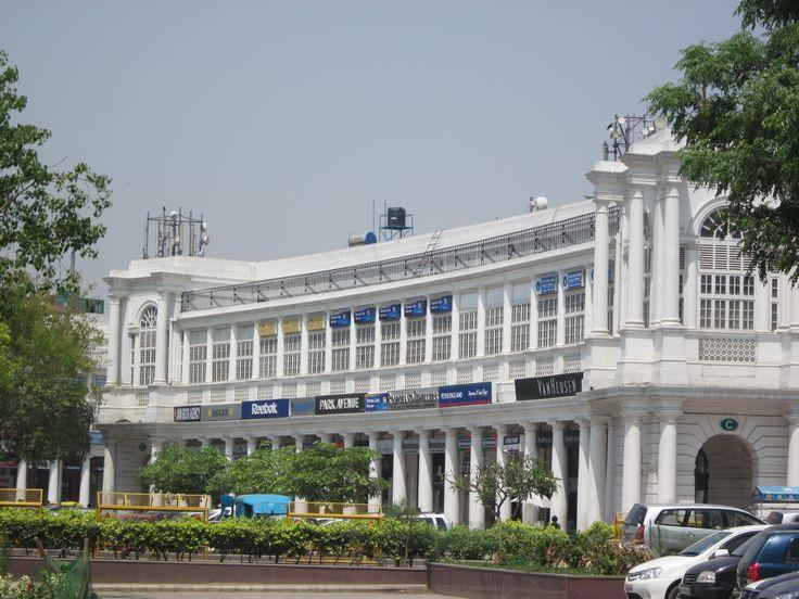 Delhi Connaught place